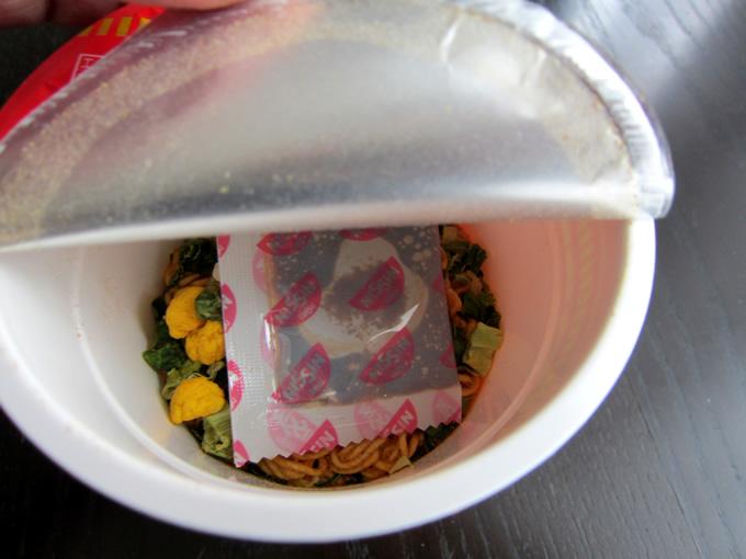 トムヤムクン味3